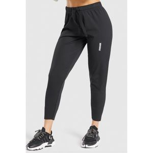 Gymshark Black Pause High Rise Joggers Sz XL